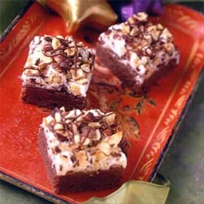Hazelnut Brownies Image
