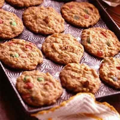 Oatmeal Brown Sugar Cookies Image