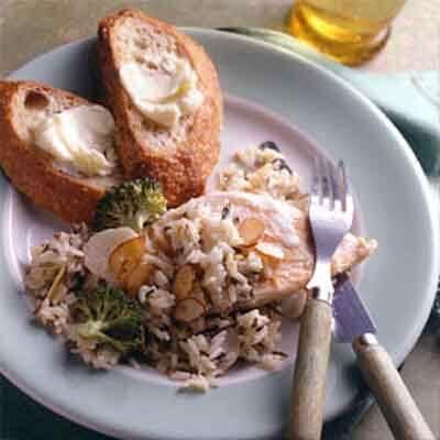 Chicken 'n Rice Bake Image