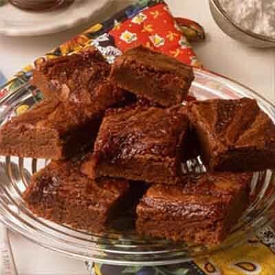 Raspberry Brownie Recipe