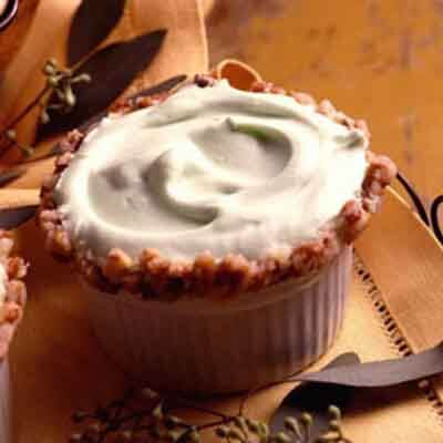 Key Lime Soufflé With Pecan Streusel Image