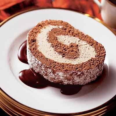Cappuccino Roulade Image