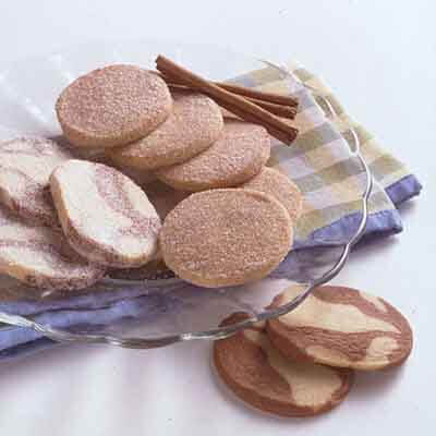 Slice & Bake Shortbread Cookies Recipe