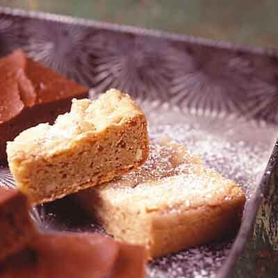 Butter Pecan Brownies Image