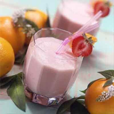 Strawberry Passion Smoothie Image