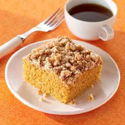 Pumpkin-Ginger Crumb Cake Image