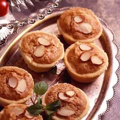 Coconut Almond Tartlets Image