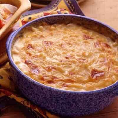 Creamy Macaroni & Cheese Image