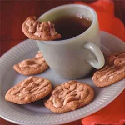 Macadamia & Irish Cream Drop Cookies Recipe
