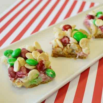 Holiday Seven Layer Bars Image