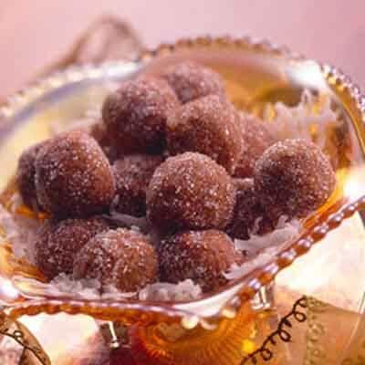 Rum Raisin Balls Image