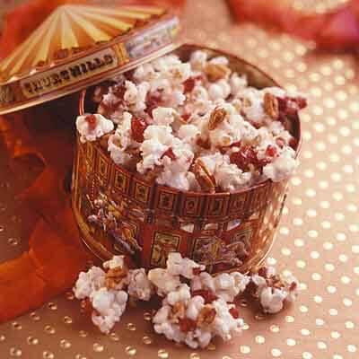Jeweled Popcorn, Fruit & Nut Crunch Image