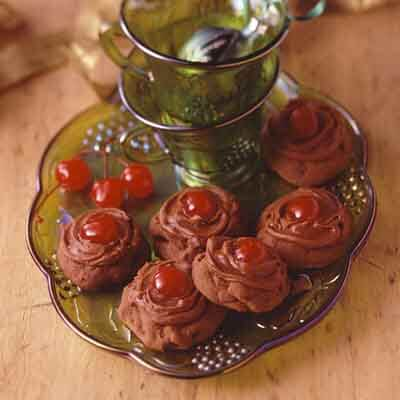 Double Chocolate Cherry Drops Image