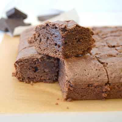 Ultimate Chewy Brownies Image
