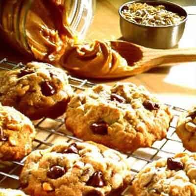 Oat Chocolate Chip Cookies Recipe