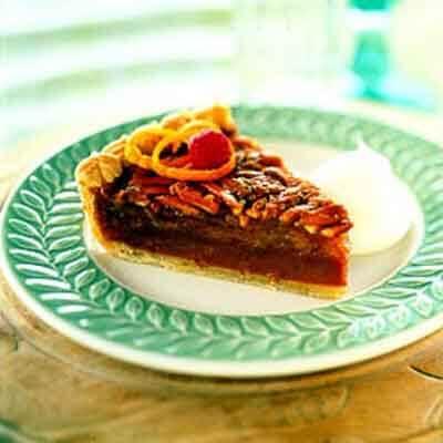 Libby's Pumpkin Almond Pie Image