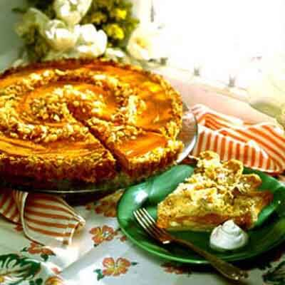 Pumpkin Dutch Apple Pie Image