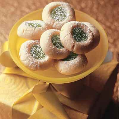 Tangy Lime Creams Image