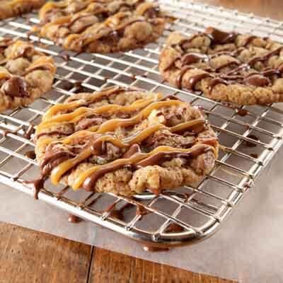Caramel Sundae Cookie Recipe