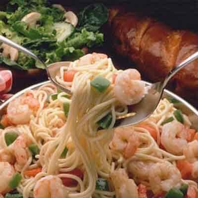 Pasta Shrimp Toss Image