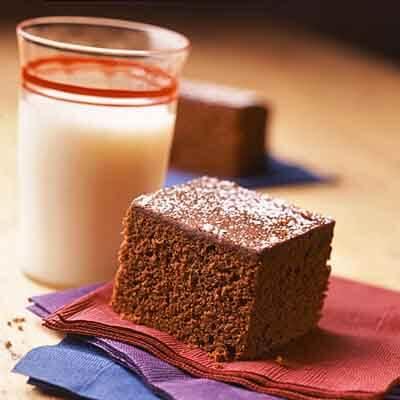 Mocha Snack Cake Recipe