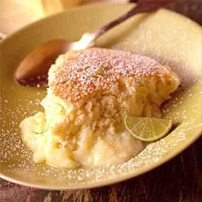 Lime Pudding Cake Recipe