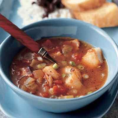 Caribbean Fish Soup Image