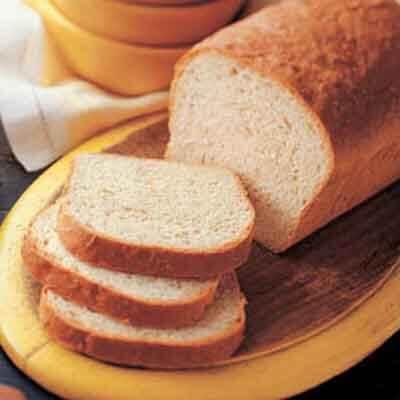 Oats & Cream Bread Image