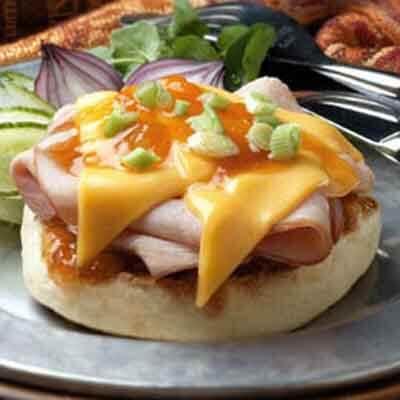 English Ham & Chutney Image