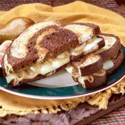 Swiss Fondue Sandwich Image