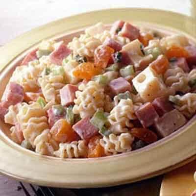 Ham & Apricot Salad Image