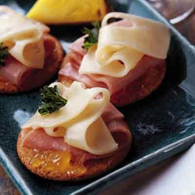Ham Appetizer Recipe