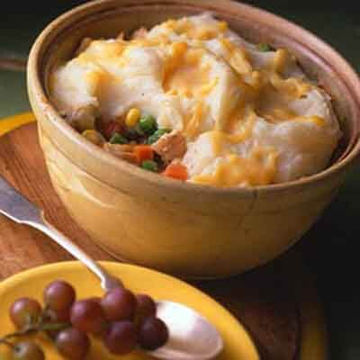 Turkey Shepherd's Pie Image