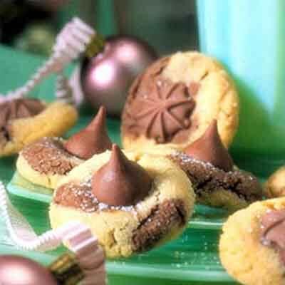 Marbled Chocolate Gems Image