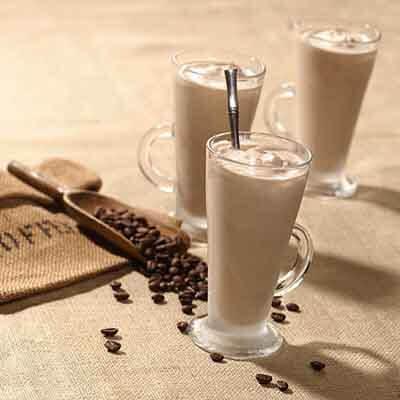 Coffee Banana Smoothie Image