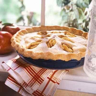 Mom's Traditional Pie Crust Recipe