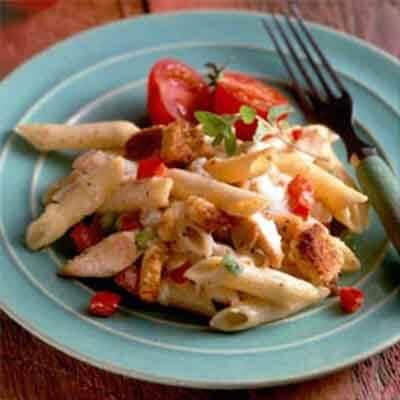 Easy Chicken Pasta Recipes