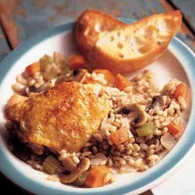 Slow Cook Chicken Recipe