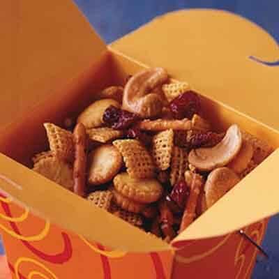 Savory Snack Mix Image