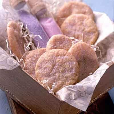 Buttermint Sugar Cookies Recipe