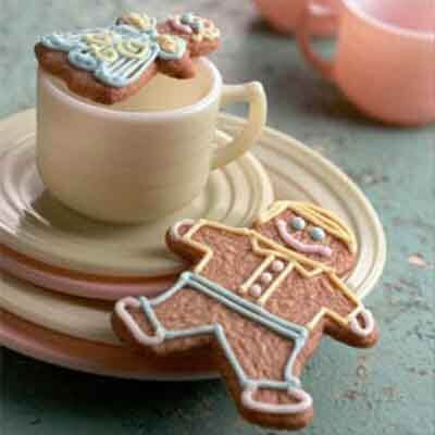 Easy Gingerbread Cut-Outs Image