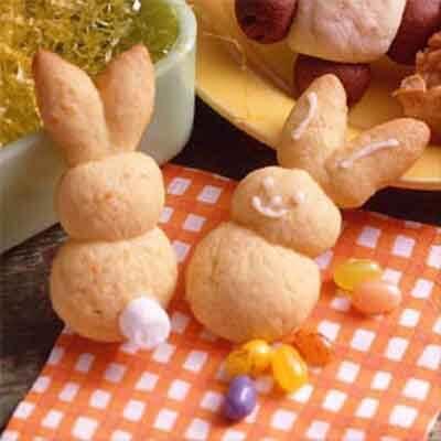 Easter Bunny Carrot Cookies Recipe