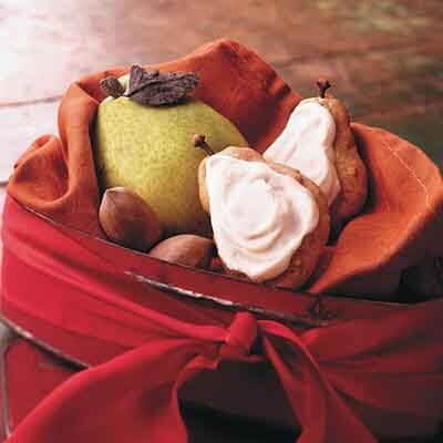 Spicy Pear Cookies Recipe