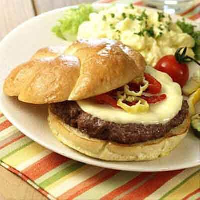 Italian Burgers Image