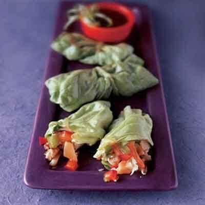 Lettuce Wraps Image