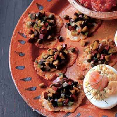 Mediterranean Olive Tapenade Image
