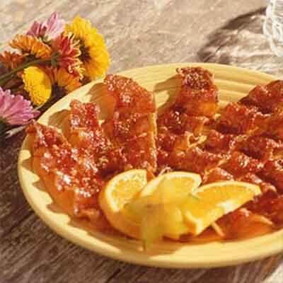 Caramelized Bacon Image