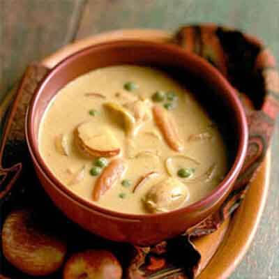 Curried Chicken Stew Image