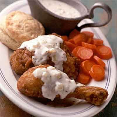 Easy Fried Chicken Recipe