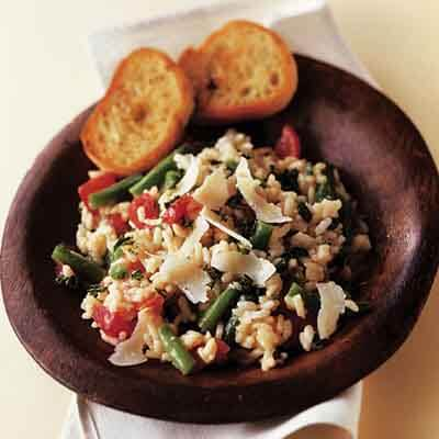Summer Risotto Image
